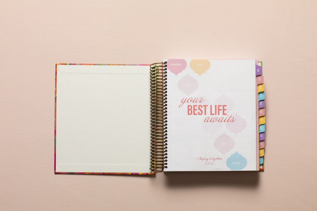 2019 keeping it together planner   your best life awaits