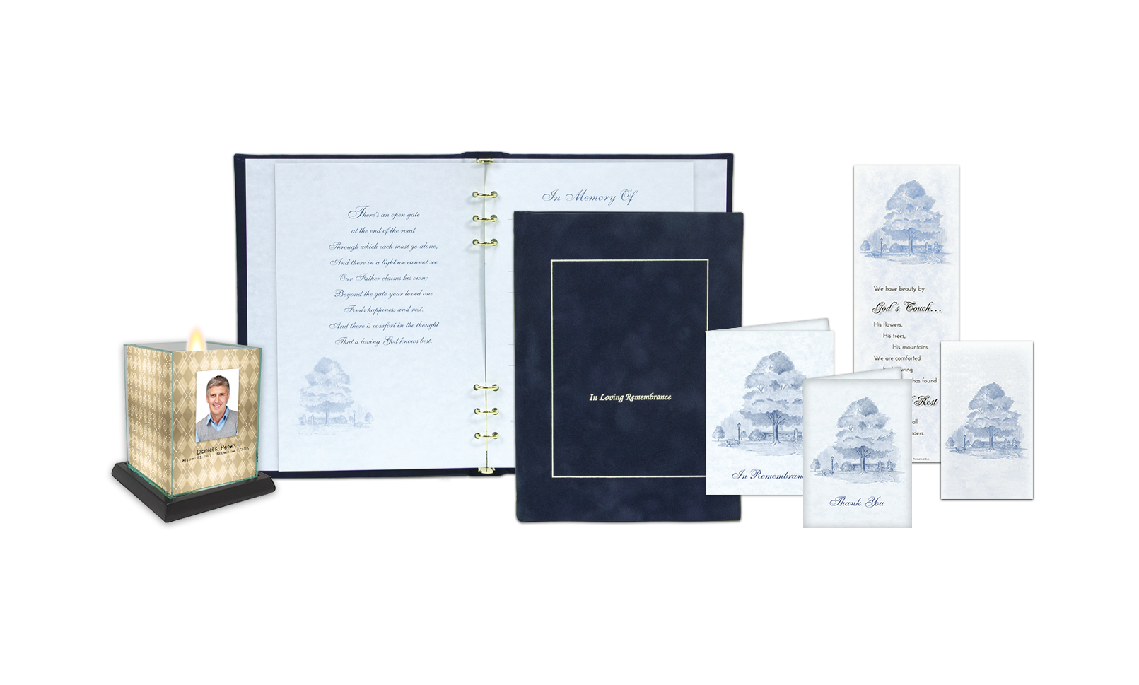ROL In Loving Remembrance Navy Series 149 BL