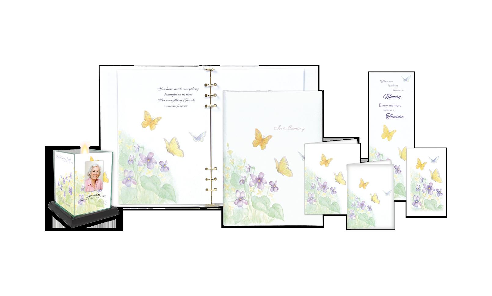 ROL Spring Butterflies Series 158 IC