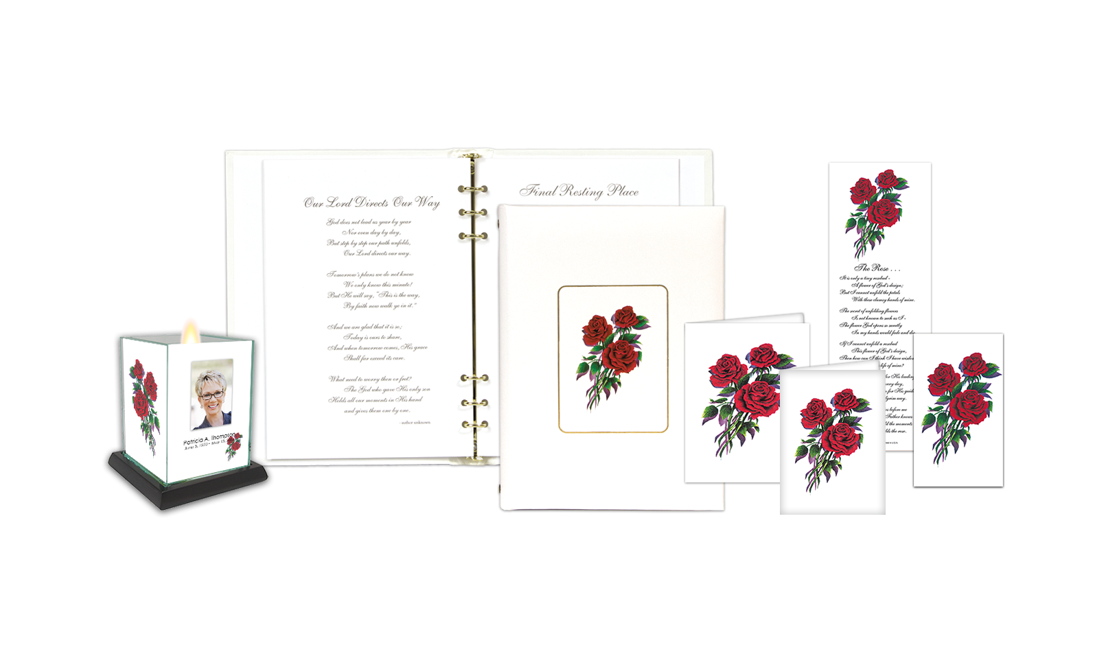 ROL Three Red Roses Series 165 IC