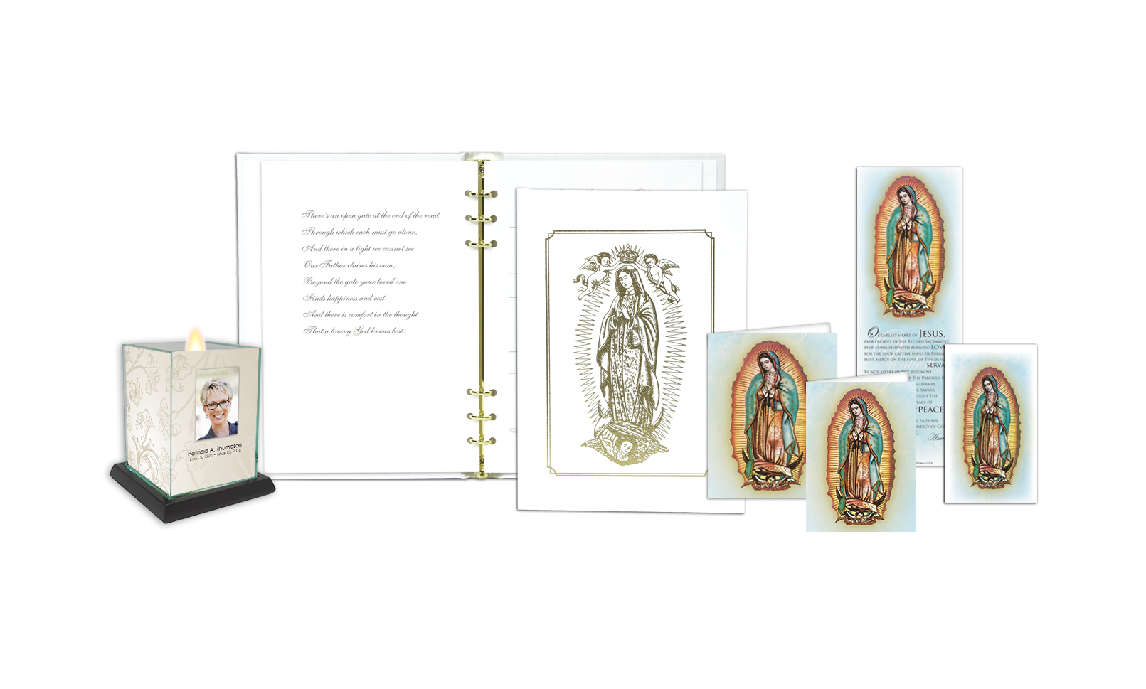ROL Our Lady of Guadalupe Series 191 IC