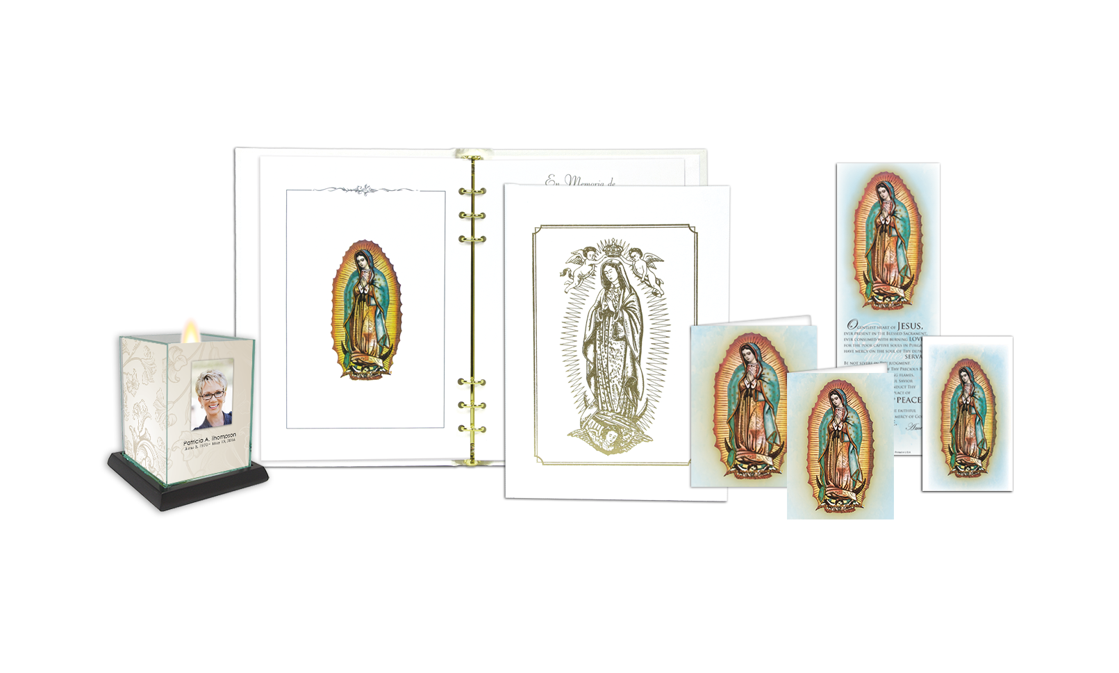 ROL Our Lady of Guadalupe Series 191 S