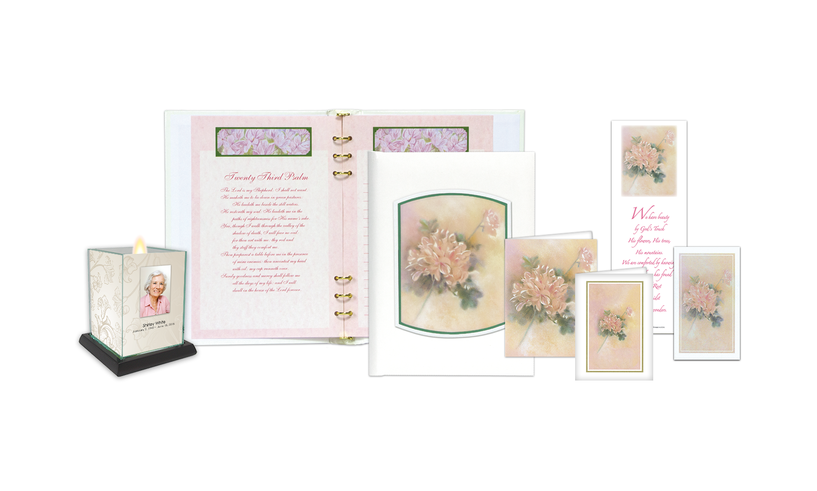 ROL Pink Floral Series 233 PF