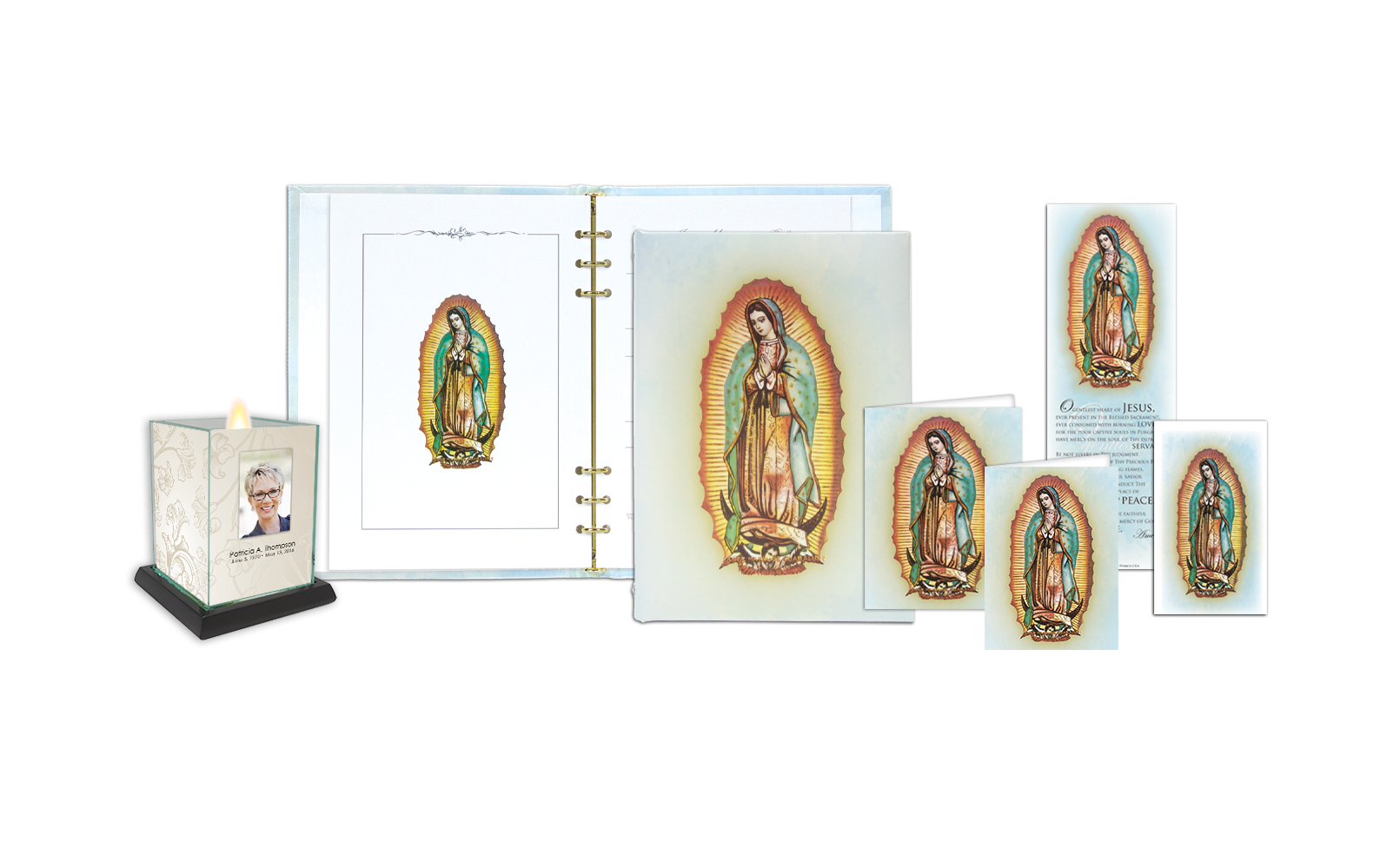 ROL Our Lady of Guadalupe Full Color Series 242 IC