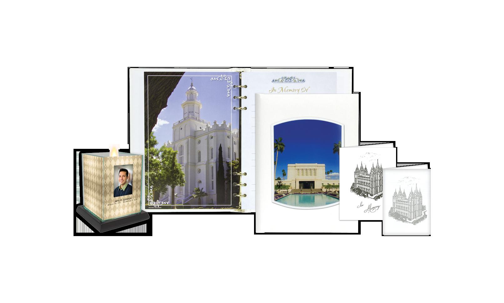 ROL Latter Day Saints Mesa Temple Series 288 LDS