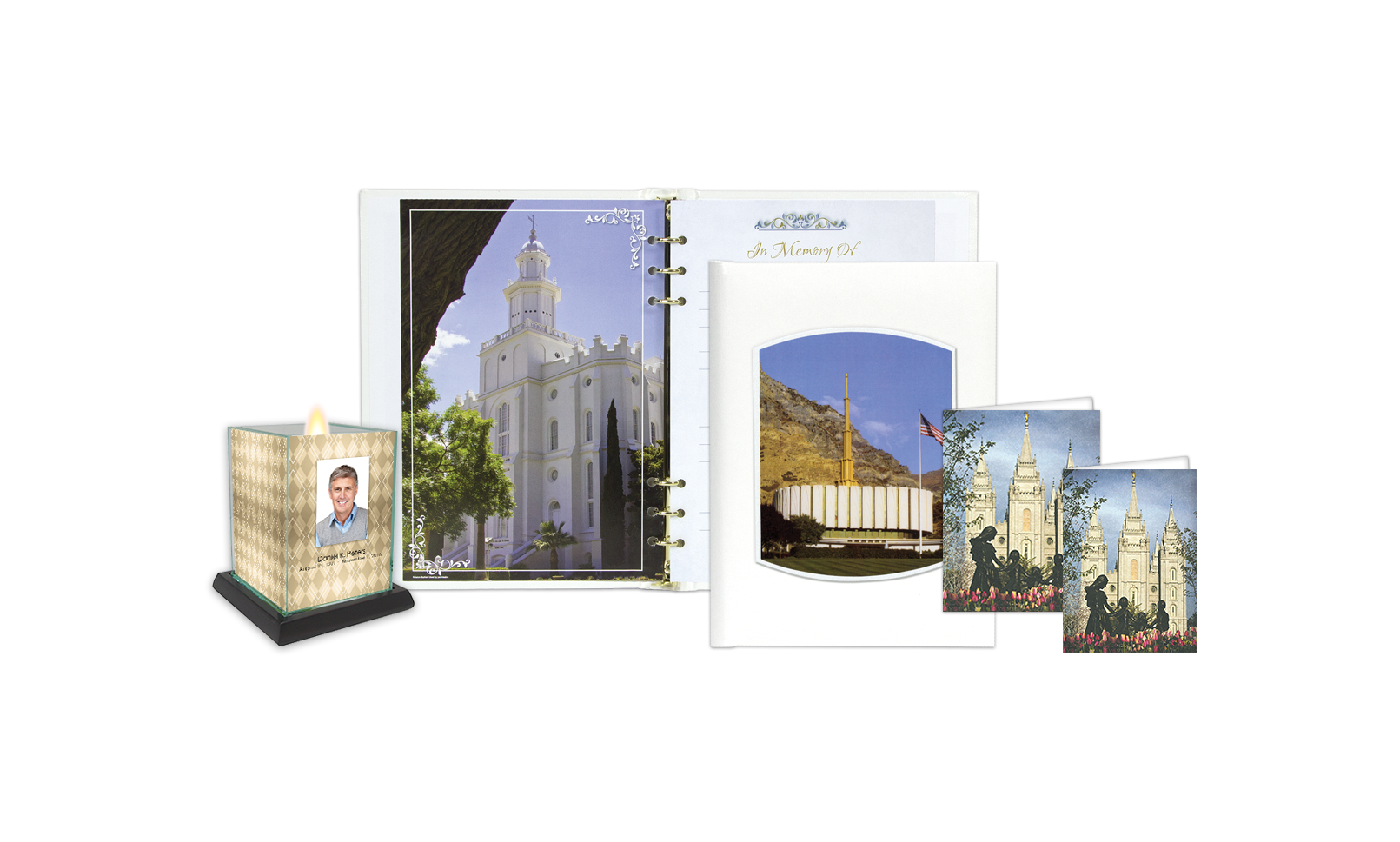 ROL Latter Day Saints Provo Temple Series 293 LDS