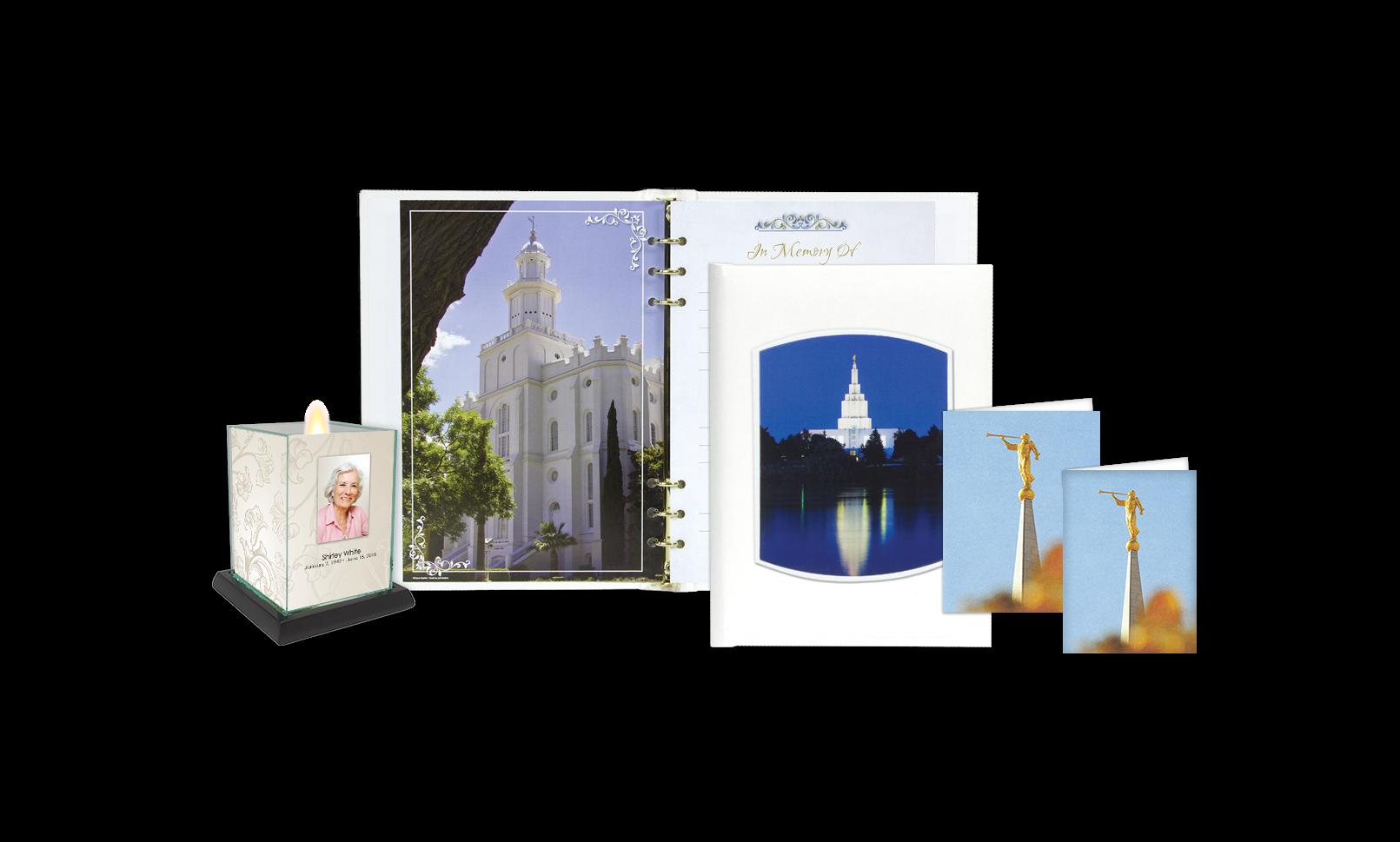 ROL Latter Day Saints Idaho Falls Temple Series 296 LDS