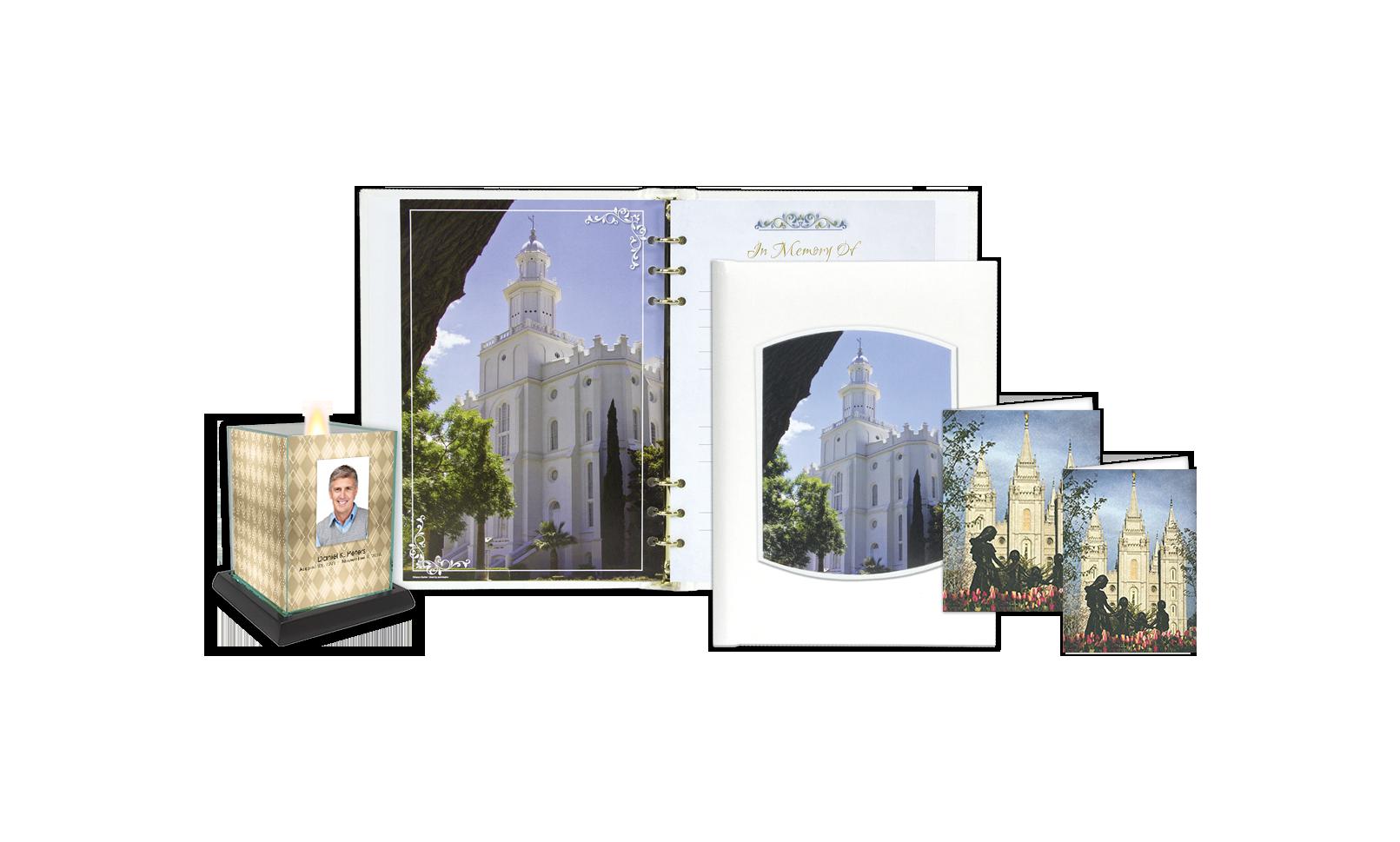 ROL Latter Day Saints St. George Temple Series 300 LDS