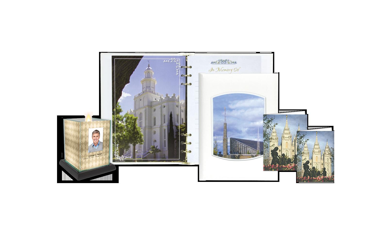 ROL Latter Day Saints Boise Temple Series 302 LDS