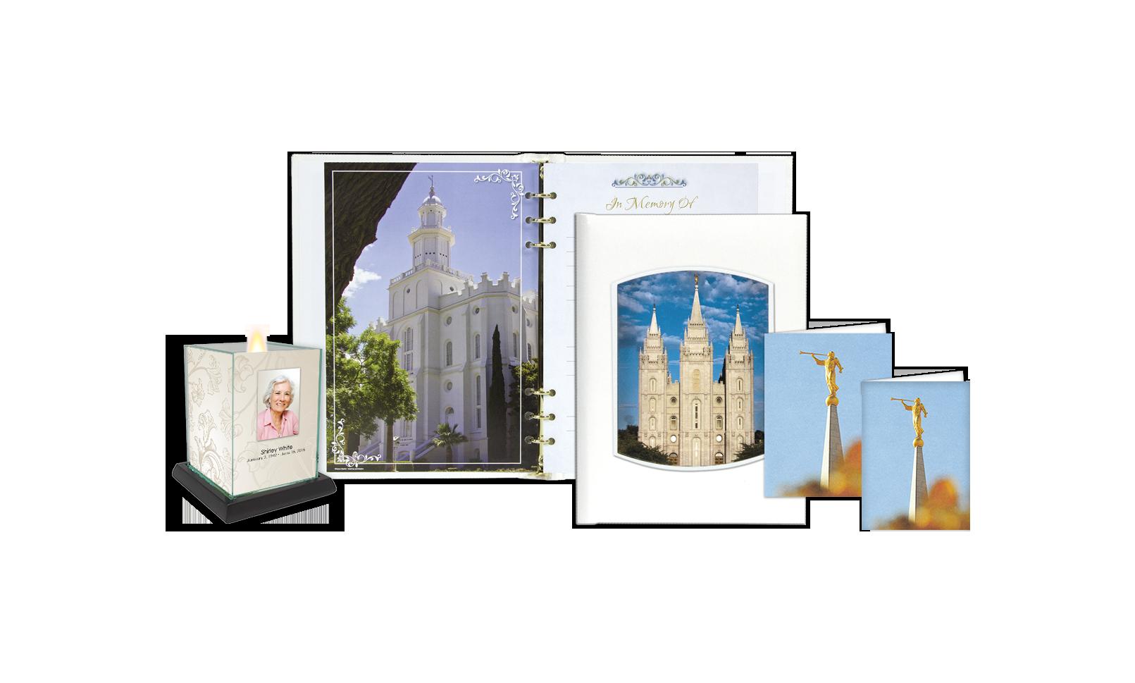 ROL Latter Day Saints Salt Lake City Temple Series 306 LDS