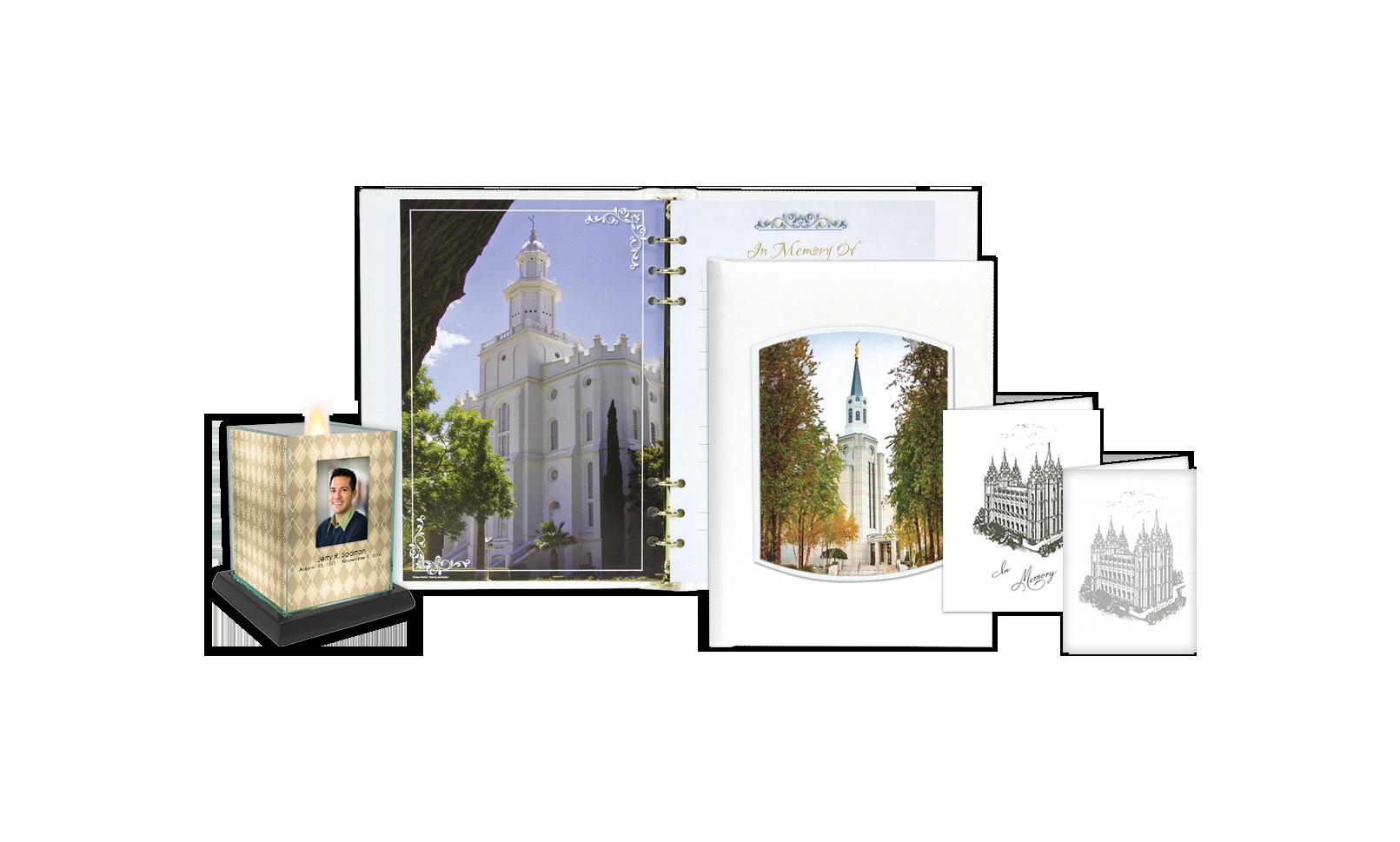 ROL Latter Day Saints Boston Temple Series 340 LDS
