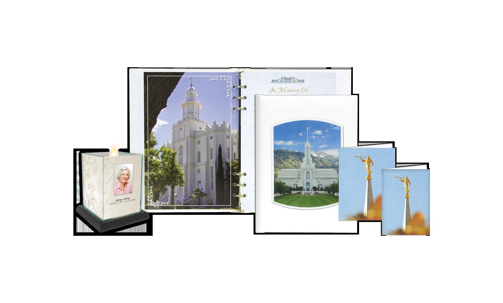ROL Latter Day Saints Mt. Timpanogos Temple Series 341 LDS