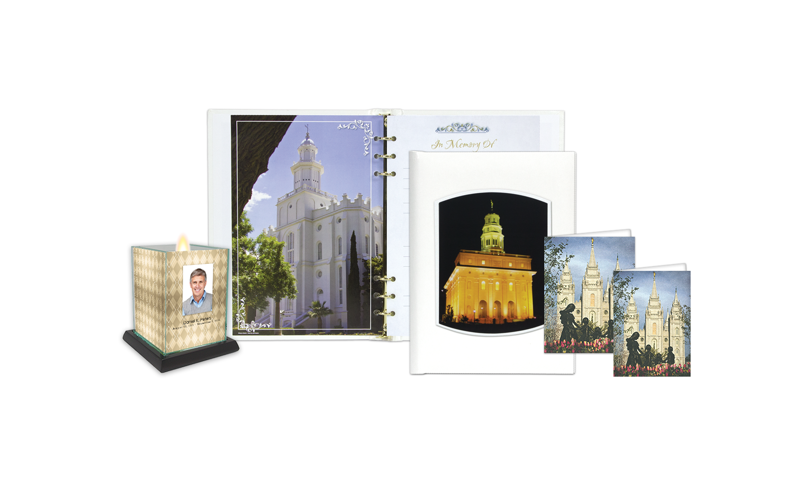 ROL Latter Day Saints Nauvoo Temple Series 342 LDS