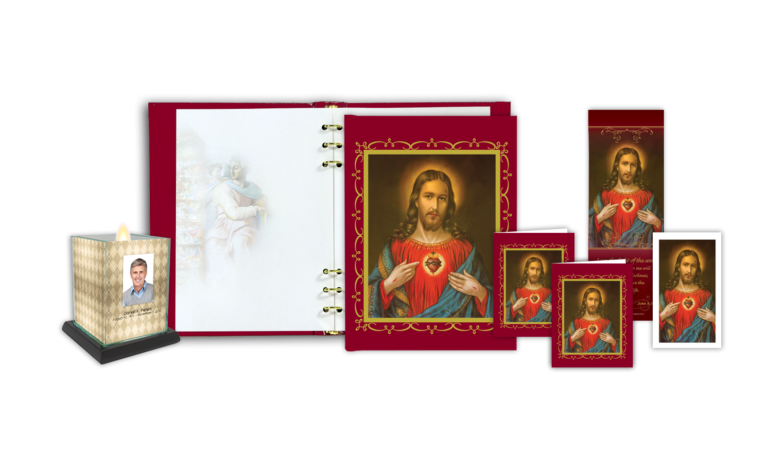 ROL Sacred Heart of Jesus Series 378 CAN
