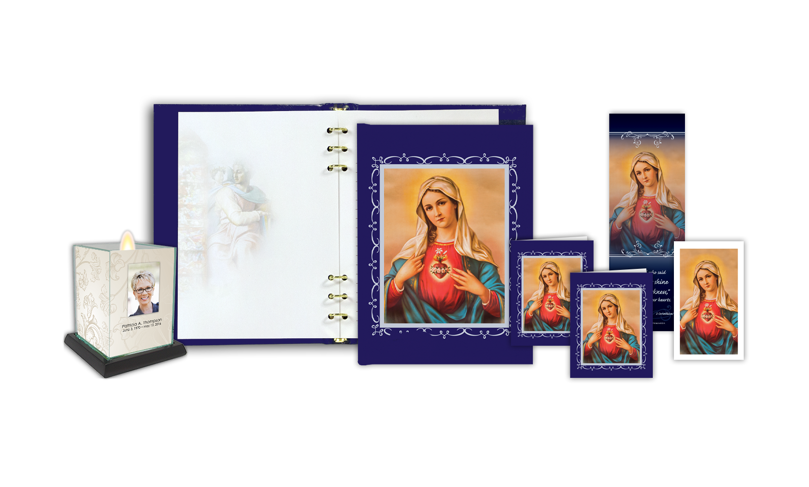 ROL Sacred Heart of Mary Series 379 CAN