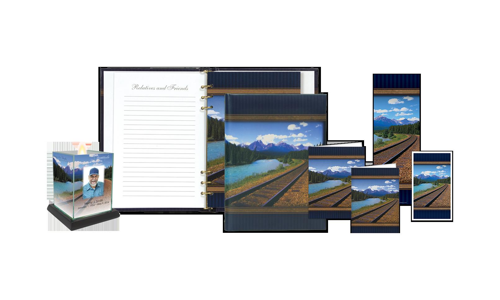 ROL Scenic Railroad Series 397 IC