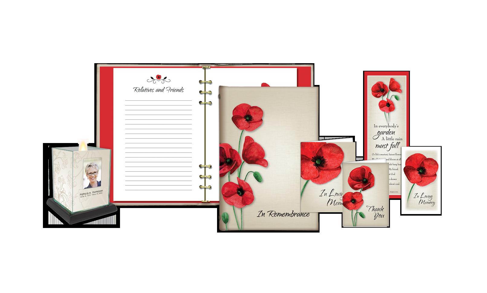 Poppies Series