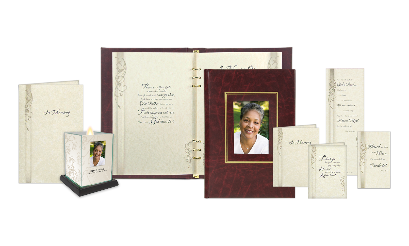 ROL Large Picture Frame Maroon Series 422MAR NL