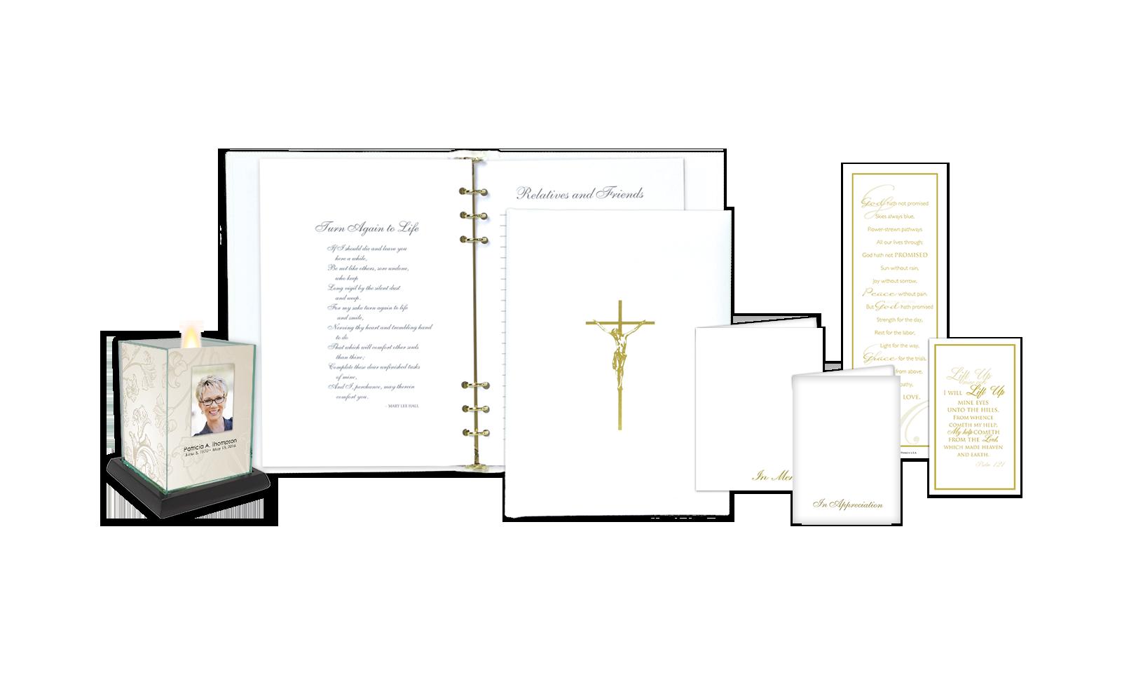 ROL Economy Line Crucifix Series 429 IC-LWT