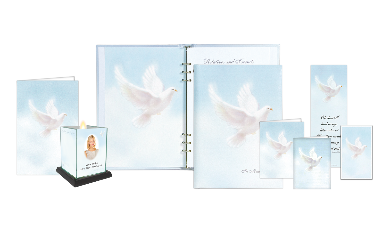 Peaceful Dove Series 455 ICL