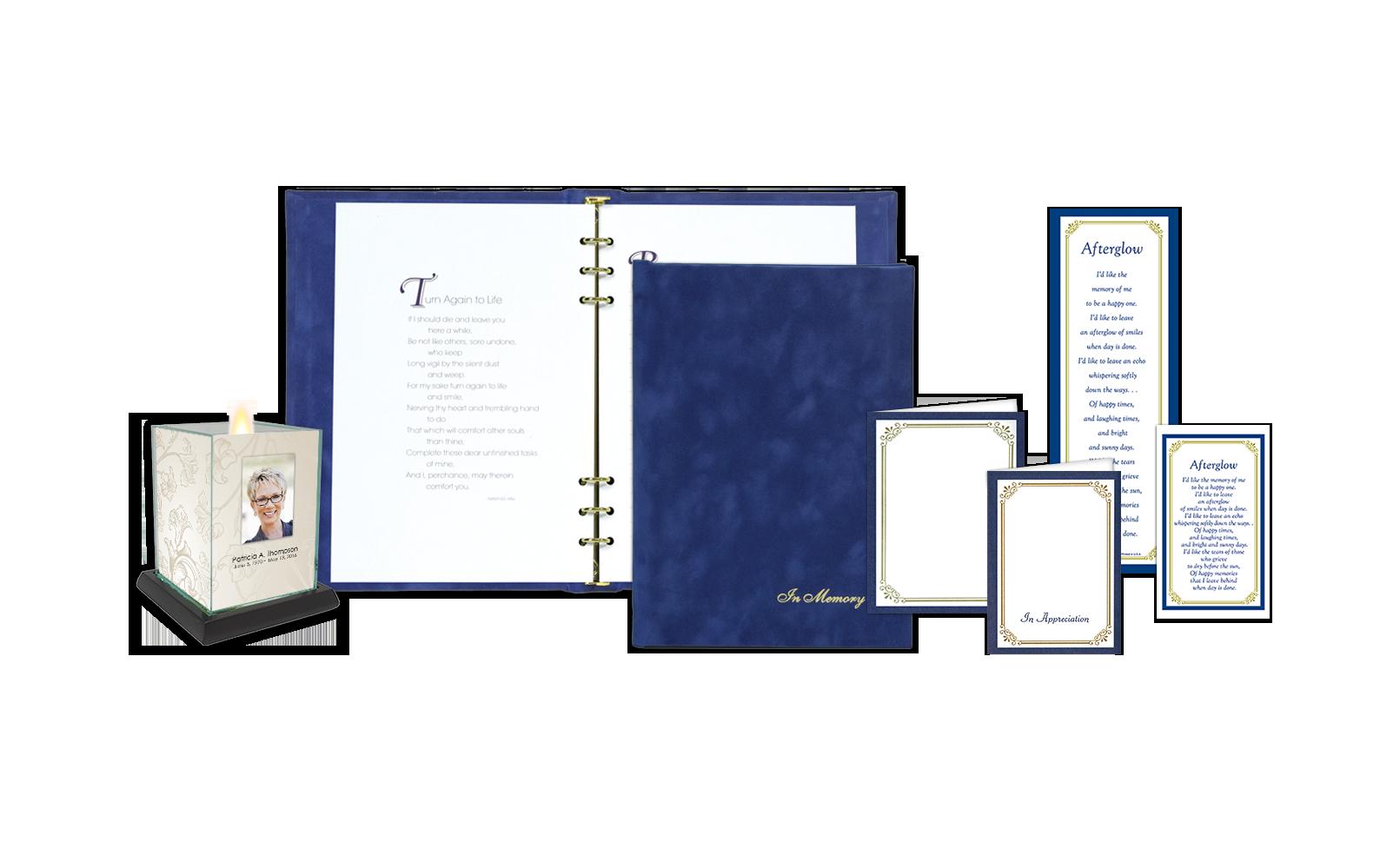 ROL In Memory Suedelux Royal Blue Series 506 GL