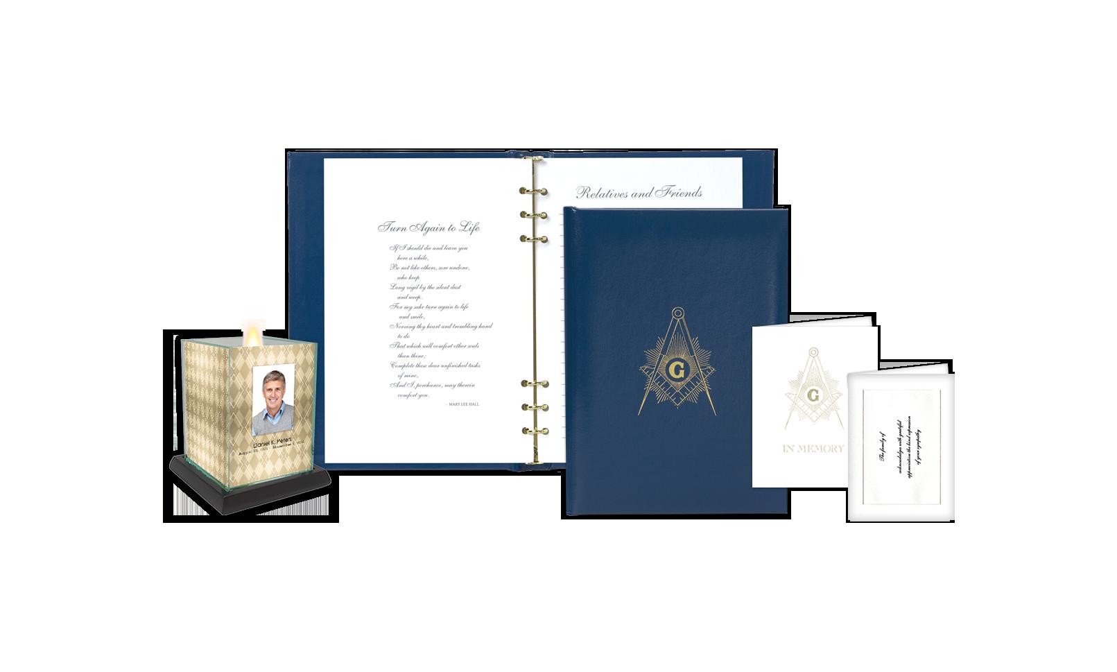 ROL Masonic Blue Series 63 IC
