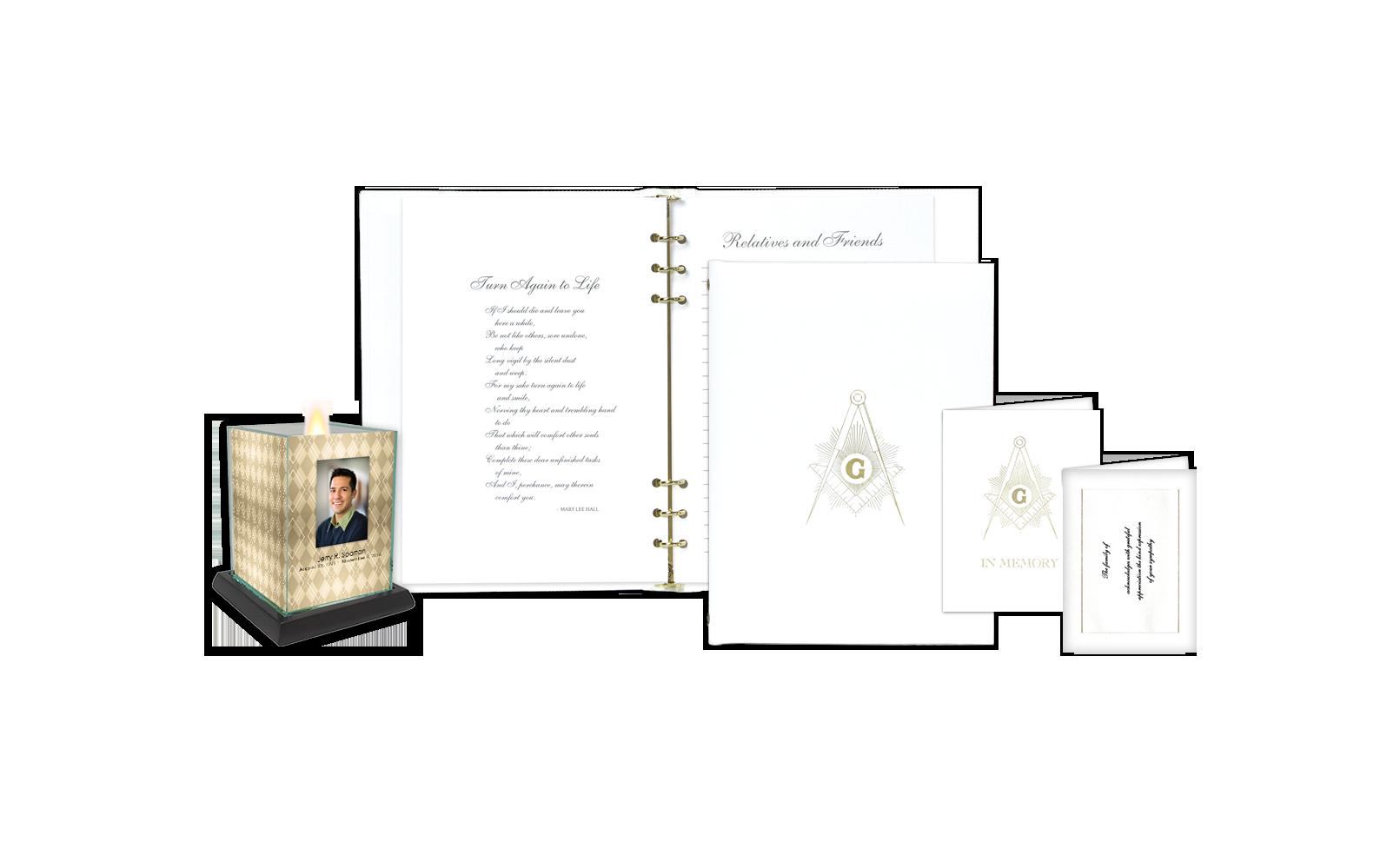 ROL Masonic White Series 64 IC