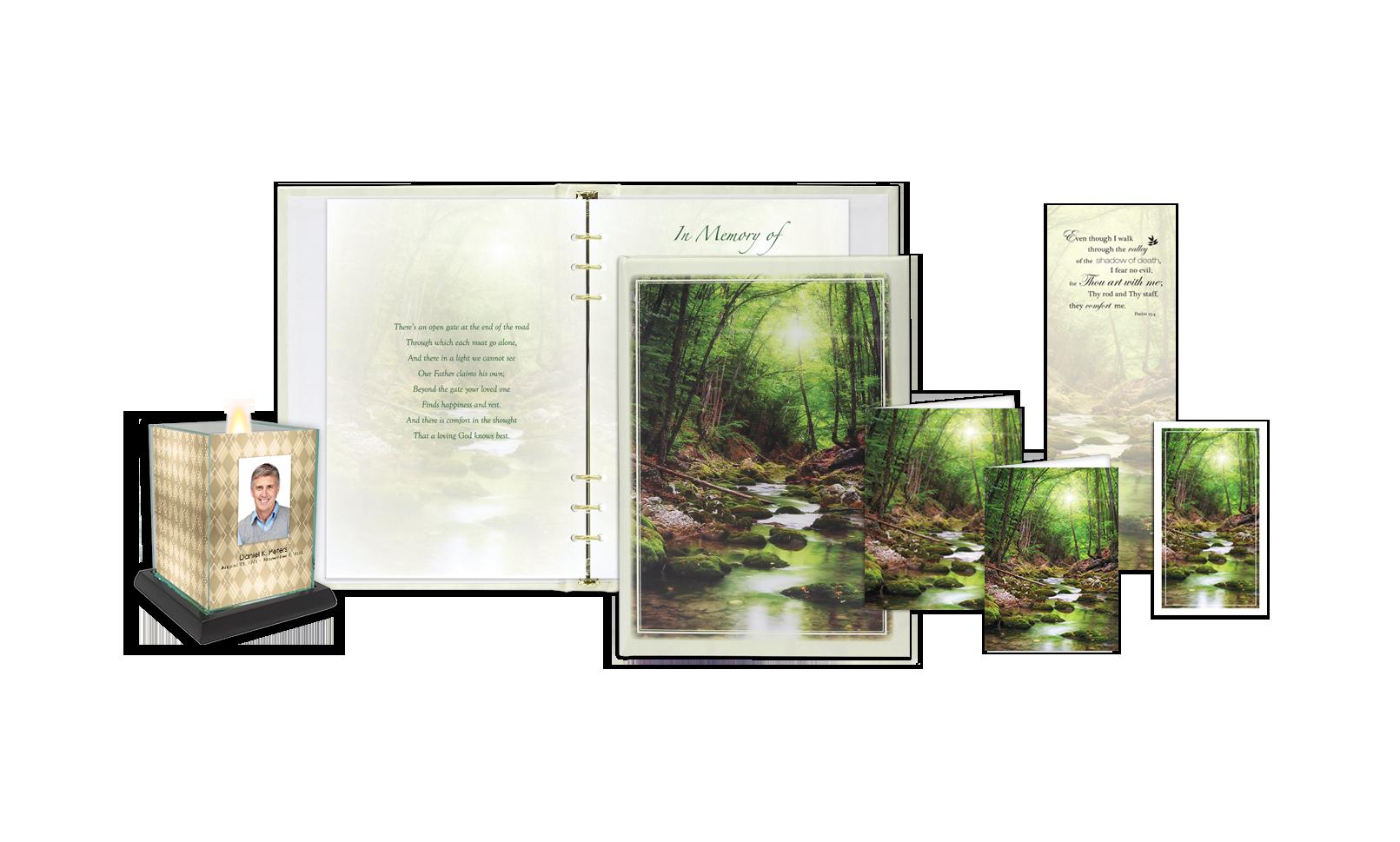Woodland Stream Series