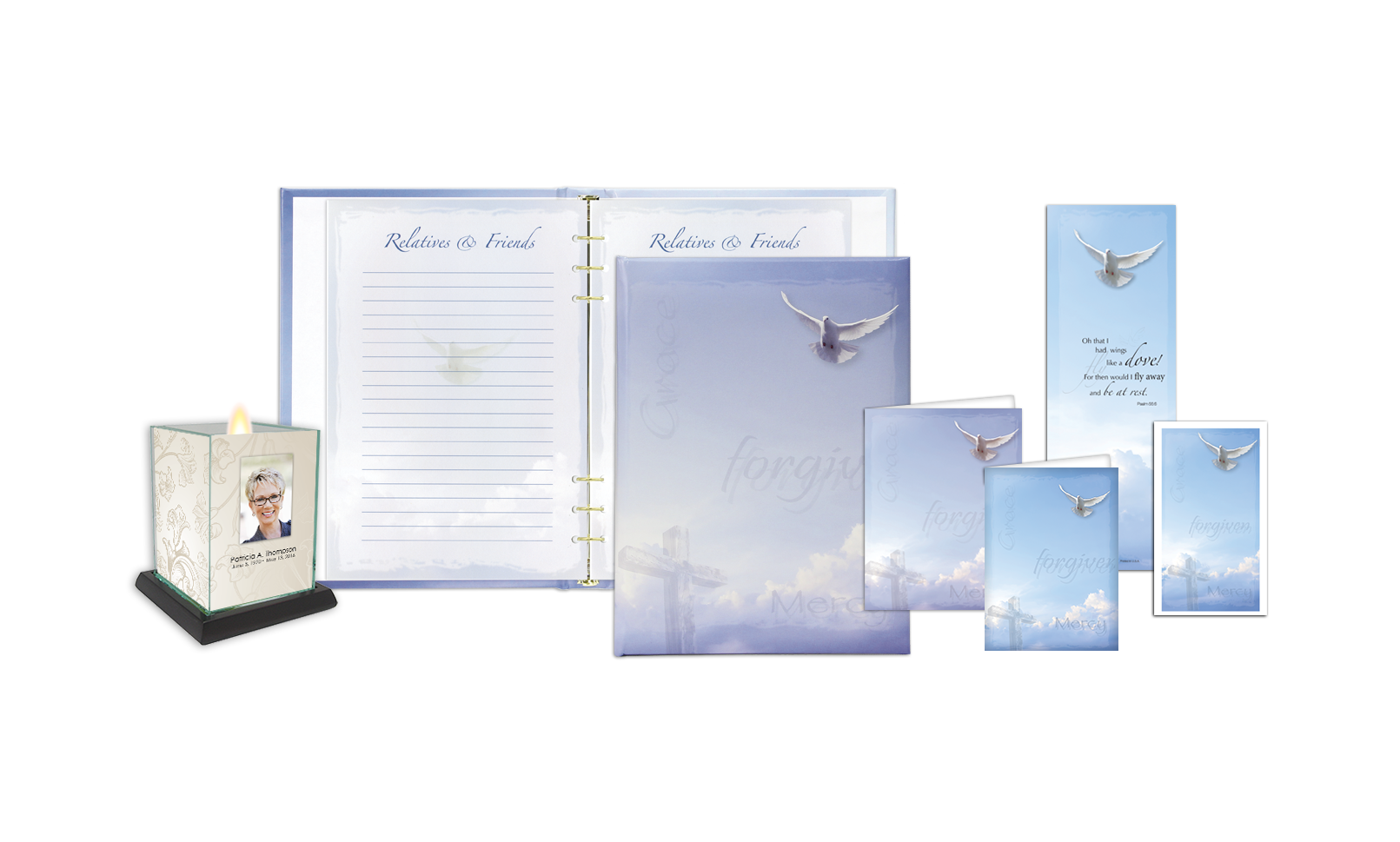 Heavenly Dove Series