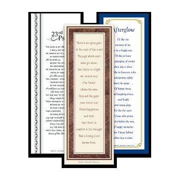 Border Bookmarks