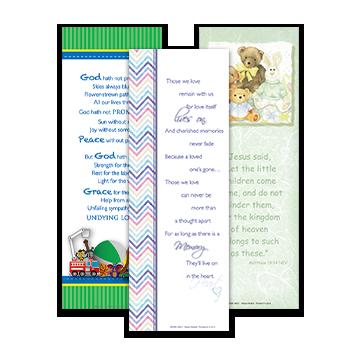 Children Bookmarks