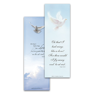 Dove Bookmarks