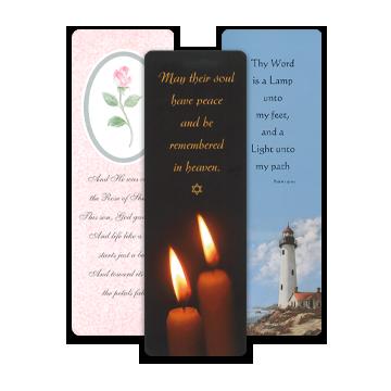 Bookmarks & Laminates