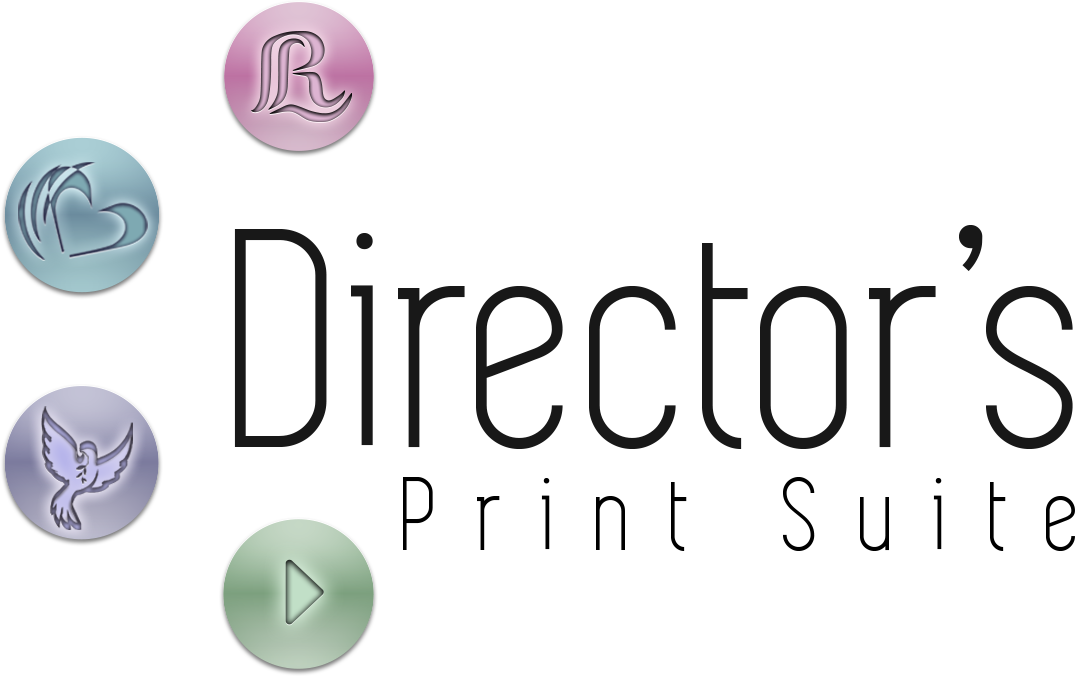 Director's Print Suite Software Logo
