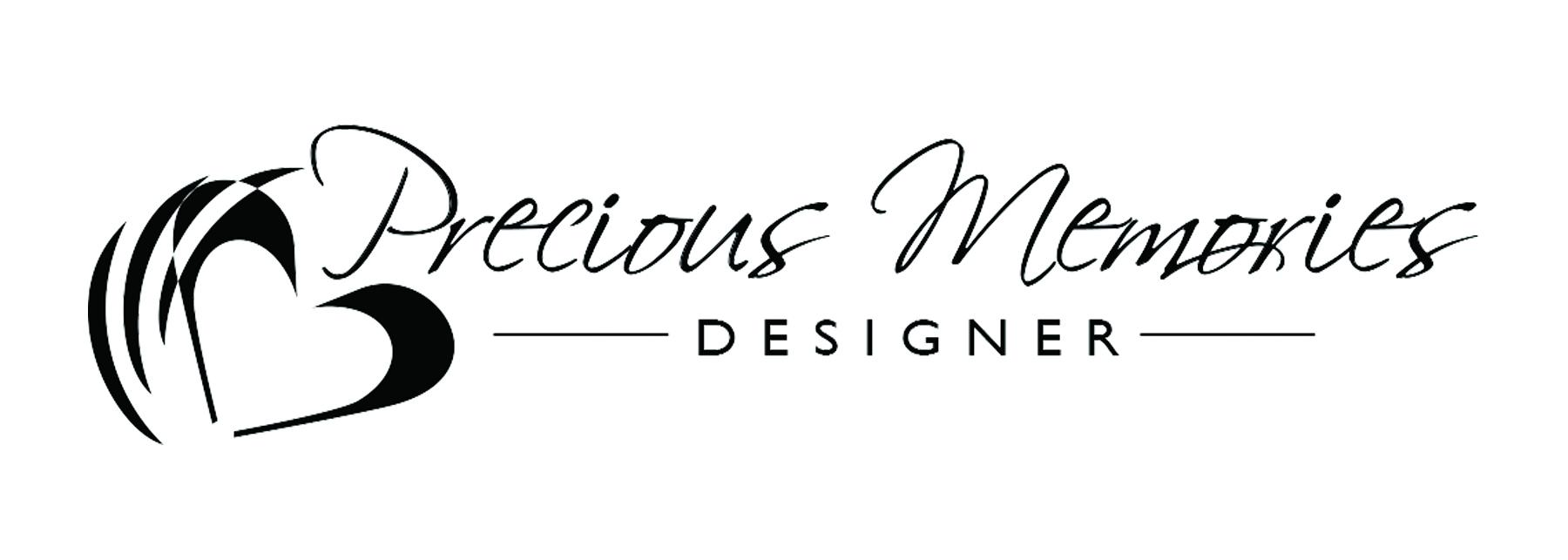 Precious Memories Designer Logo