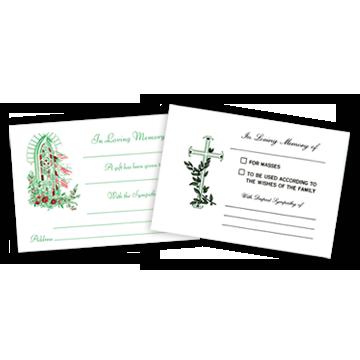Contribution Envelopes
