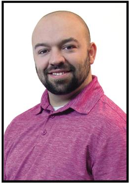 Kyle Washburn Team Leader of Warehouse
