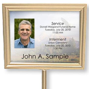Lifetime Expressions Directory Sign Kits