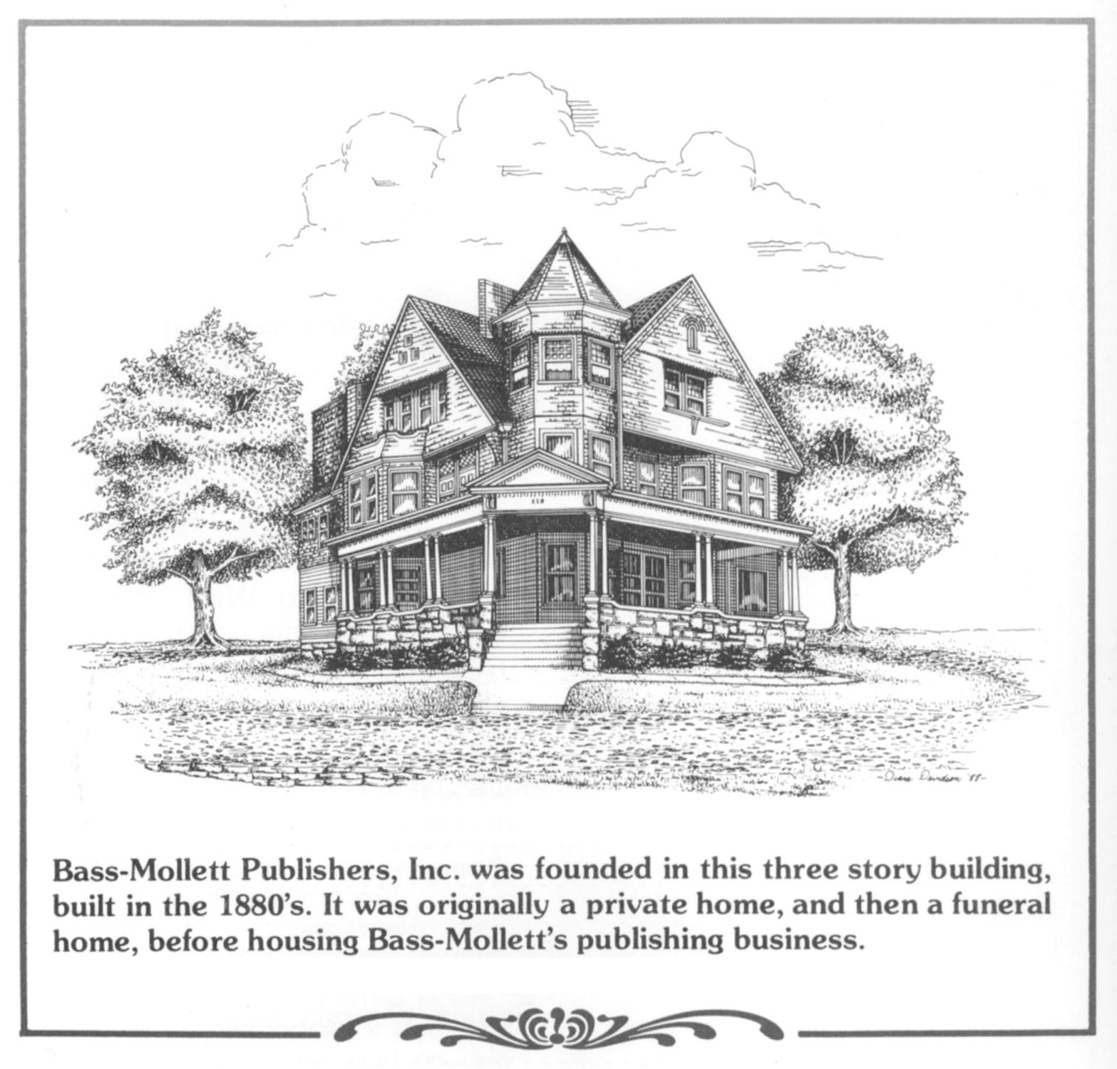 Original Bass-Mollett Building