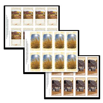 Agricultural Prayer Cards