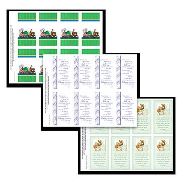 Children Prayer Cards
