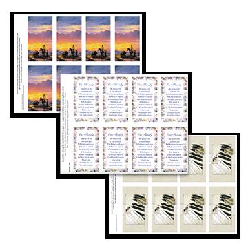 Lifestyle & Interests Prayer Cards