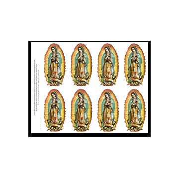 Spanish Prayer Cards