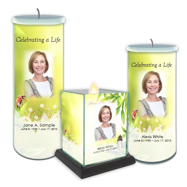 PMD Memorial Candles