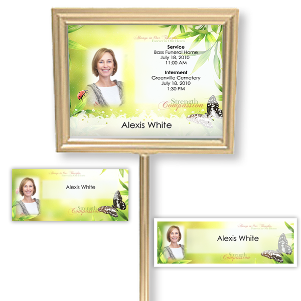 PMD Directory Signs