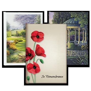 Garden & Floral Register Books