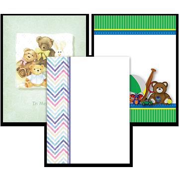 Children Service Folders