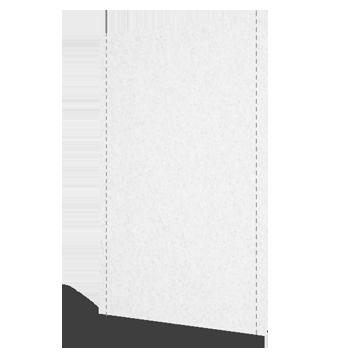 Menu Size Service Folders