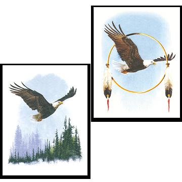 Native American Service Folders