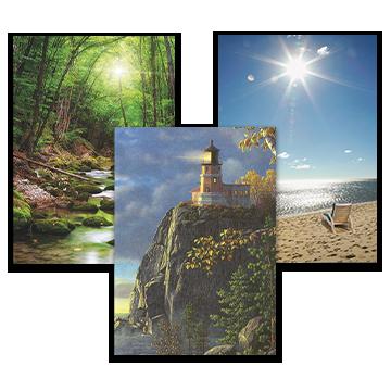 Scenic Service Folders